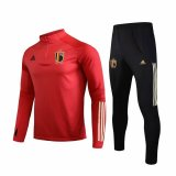Belgium Training Suit Red 2019/20