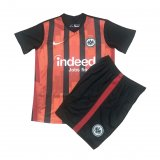 Eintracht Frankfurt Home Soccer Jerseys Kit Kids 2020/21