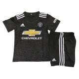Manchester United Away Soccer Jersey Kit Kids 2020/21