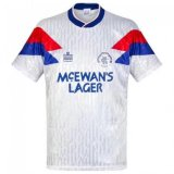 Rangers Retro Away Soccer Jerseys Mens 1990/91