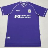 Tottenham Hotspur Away Retro Football Shirt 1998