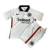 Eintracht Frankfurt Away Soccer Jerseys Kit Kids 2020/21