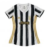 Juventus Home Soccer Jerseys Womens 2020/21