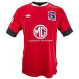 2020-2021 Colo Colo Away Red Soccer Jersey