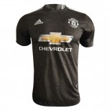 Manchester United Away Soccer Jersey 2020/21 - Player Version