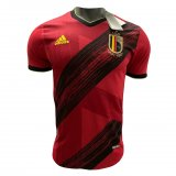 Belgium Home Soccer Jerseys Mens 2020 (Player Version)