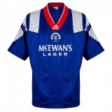 Rangers Retro Home Soccer Jerseys Mens 1992/94