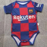 Barcelona Home Baby Infant Suit 2020/21