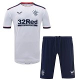 Rangers Away Soccer Jerseys Kit Kids 2020/21