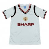 Manchester United Retro Away Soccer Jersey 1984