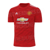 Manchester United Home Football Shirt 2020/21