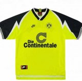 Borussia Dortmund Retro Home Soccer Jerseys Mens 1995-1996