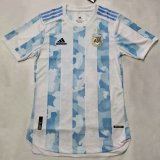 Argentina Home Jersey Mens 2020 - Match