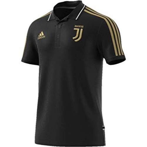 18-19 Juventus Polo Black